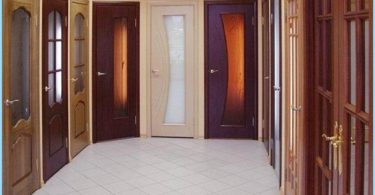 Kaip statyti vidaus durys