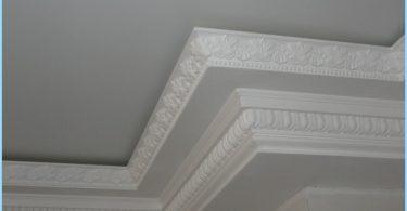 Formos lubų apvadai