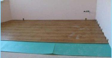 Kaip užpildyti savarankiškai lygiava grindų išlyginimo