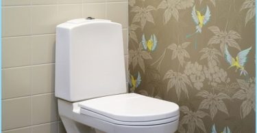 Dekoravimo vonios PVC plokštės su savo rankas