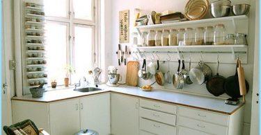 Virtuvės dizainas hruschevke