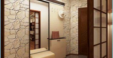 Koridoriaus dizainas hruschevke