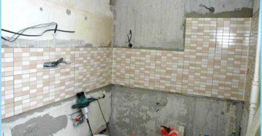 Iš laidų išdėstymo vonios kambaryje